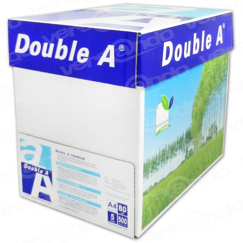 2500 blatt double a din a4 80g m marken kopierpapier. Black Bedroom Furniture Sets. Home Design Ideas