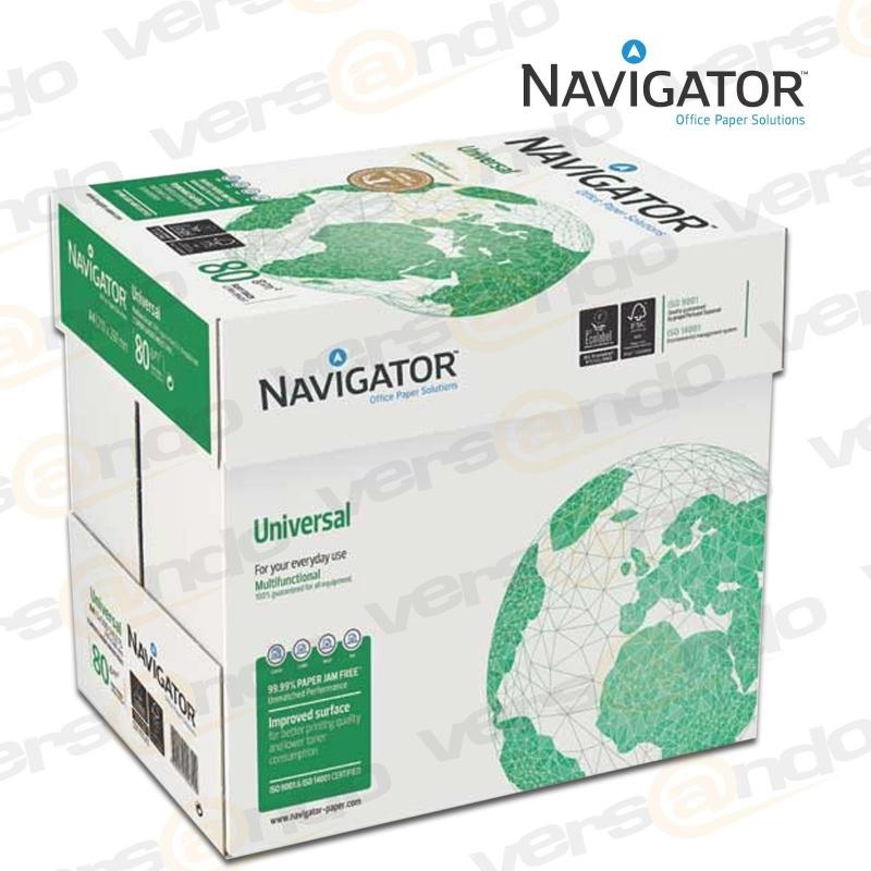 2500 blatt navigator universal 80g m a4 kopierpapier. Black Bedroom Furniture Sets. Home Design Ideas
