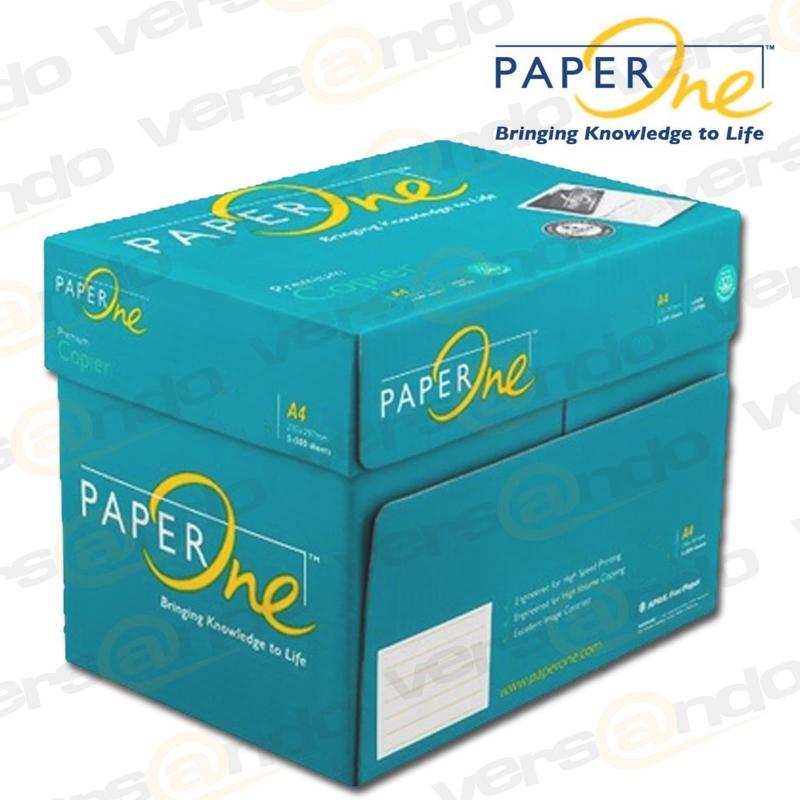 2500 blatt paper one premium a4 kopierpapier. Black Bedroom Furniture Sets. Home Design Ideas