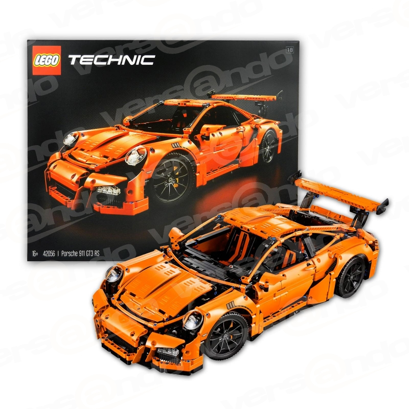 exklusiv lego 42056 technic porsche 911 gt3 rs. Black Bedroom Furniture Sets. Home Design Ideas