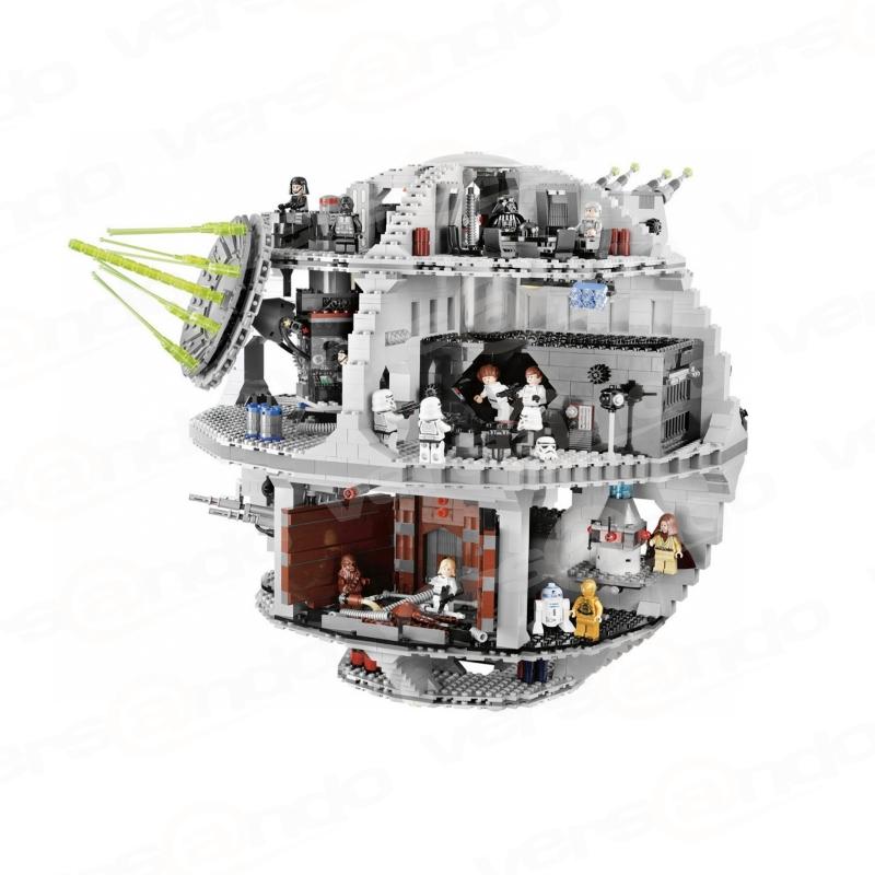 Star Wars Lego Todesstern