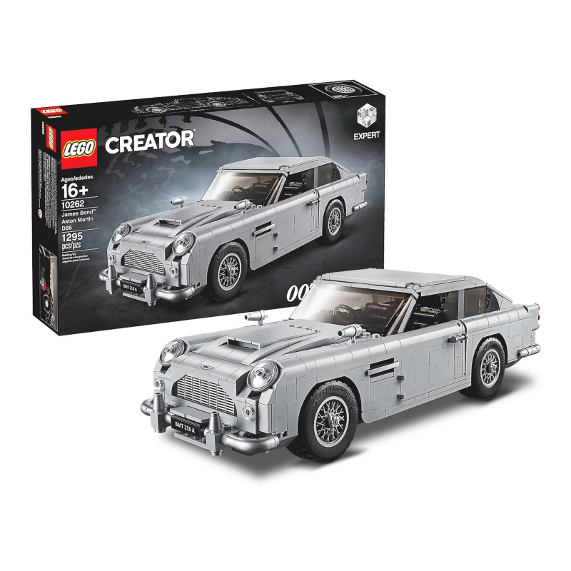 Lego 10262 Creator James Bond 007 Aston Martin Db5