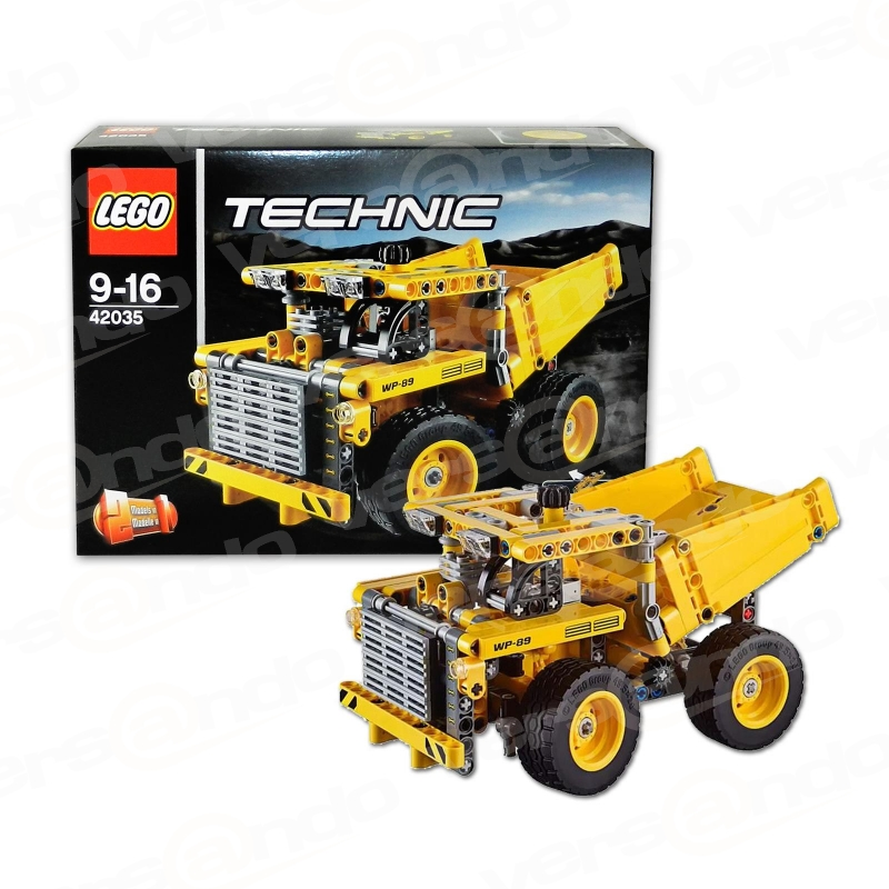 42035 Technic Muldenkipper