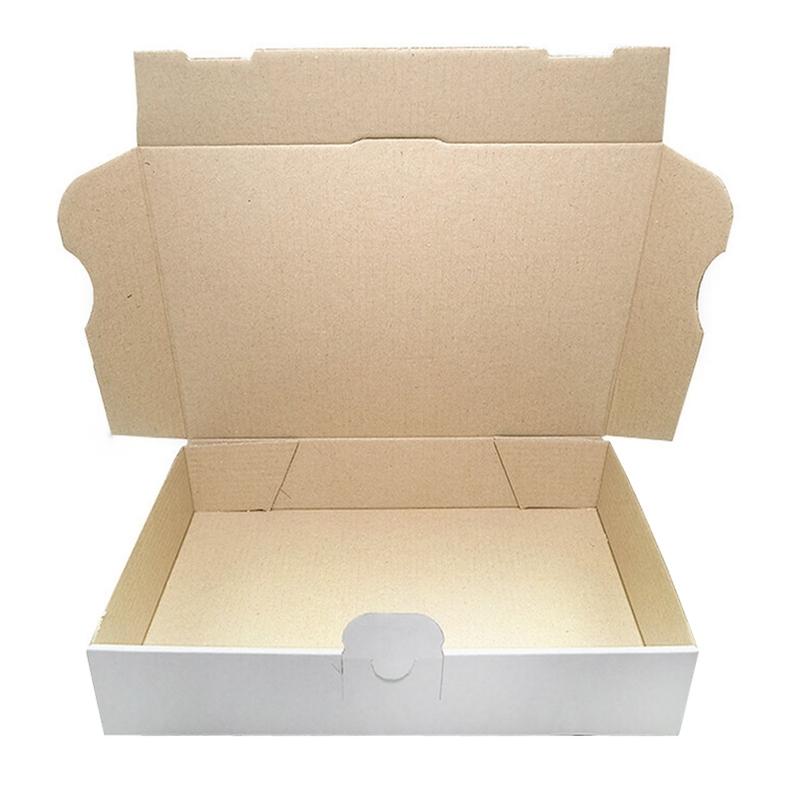 100 Großbrief Karton 230 x 160 x 20 mm Schachtel Brief Warensendung weiß