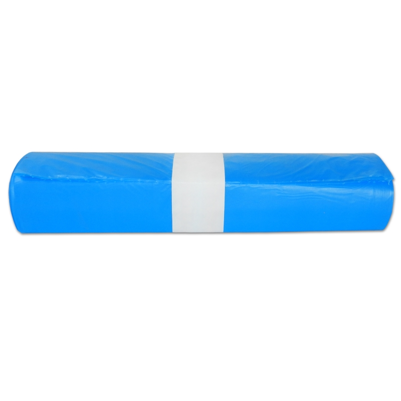 m lls cke m llbeutel 120 liter blau 70 x 110cm 25 st ck. Black Bedroom Furniture Sets. Home Design Ideas