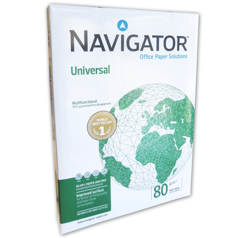 navigator universal 80g m din a3 kopierpapier. Black Bedroom Furniture Sets. Home Design Ideas