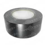 1 Roll Duct tape / Adhesive tape 50 m x 50 mm black