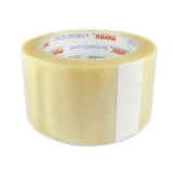 Monta 283-36 Rollen PVC Klebeband 50 mm x 66 m Packband transparent
