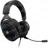 Corsair HS50 Stereo Gaming Headset, blau