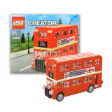 EXKLUSIV Lego 40220 Lego Creator Stockbus - London...