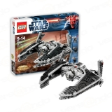 EXKLUSIV Lego 9500 Star Wars - Sith Fury - class Interceptor