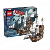 EXKLUSIV Lego Movie 70810 Eisenbarts See-Kuh (MetalBeards...