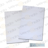 Herlitz squared/white 5 blocks with 20 sheets each 80...
