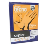 Inapa Tecno Copier 80 g/m² DIN A4 Brand Copy Paper 2-hole punched