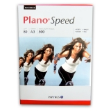 500 Sheets Plano Speed 80 g/m² DIN A3 Branded Copy Paper