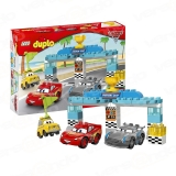 Lego 10857 Duplo Cars Piston-Cup Rennen