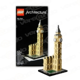 Lego 21013 Architecture Big Ben