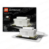 Lego 21022 Architecture Lincoln Memorial