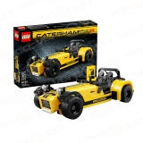 Lego 21307 Ideas Caterham Seven 620R