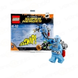 Lego 30603 DC Comics Super Heroes Mr. Freeze Minifigur