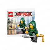 Lego 30609 Ninjago Movie Lloyd (Polybag)
