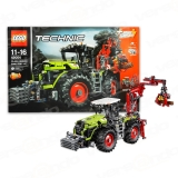 Lego 42054 Technic Claas Xerion 5000 Trac VC (B-Ware...