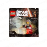 Lego 5004408 Star Wars Rebel A-Wing Pilot Minifigur (Polybag)