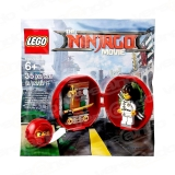 Lego 5004916 Ninjago Movie Kais Dojo Pod (Polybag)