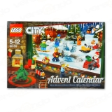 Lego 60155 City Adventskalender 2017