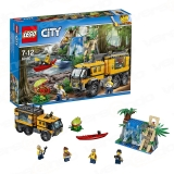 Lego 60160 City Mobiles Dschungel-Labor