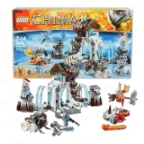 Lego 70226 Legends of Chima Die Eisfestung der Mammuts