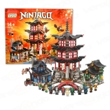 Lego 70751 Ninjago Masters of Spinjitzu Temple of Airjitzu