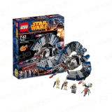 Lego 75044 Star Wars Droid Tri-Fighter