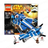 Lego 75087 Star Wars Anakins Custom Jedi Starfighter