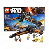 Lego 75102 Star Wars - Poes X-Wing Fighter