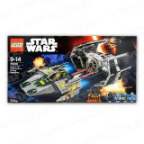 Lego 75150 Star Wars Vaders TIE Advanced vs. A-Wing...