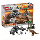 Lego 75929 Jurassic World Carnotaurus - Flucht in der...