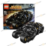 Lego 76023 Batman The Tumbler Baukasten