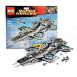Lego 76042 Super Heroes - Der SHIELD Helicarrier