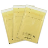 Bubble padded envelopes D4 brown