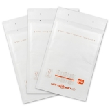 Bubble padded envelopes F6 white