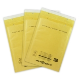 Bubble padded envelopes G7 brown