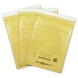 Bubble padded envelopes H8 brown
