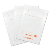 Bubble padded envelopes H8 white