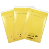 Bubble padded envelopes J9 brown