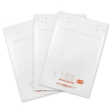 Bubble padded envelopes K10 white
