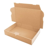 Cardboard envelope box 240 mm x 160 mm x 45 mm (external dimensions) MB3