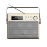 Philips AE5020 tragbares Radio (mit DAB+, Digital UKW,...
