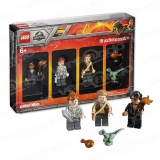Lego 5005255 Jurassic World Minifiguren Set