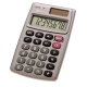 Calculator Genie 510 8 digits LCD-display